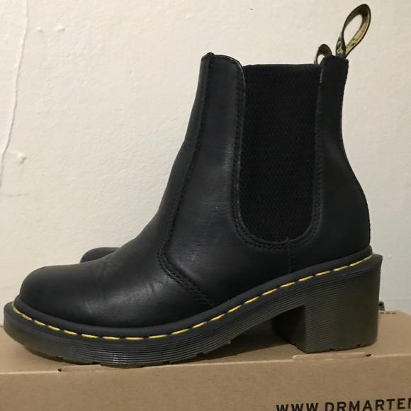 Dr Marten Cadence Greasy Chelsea Boot